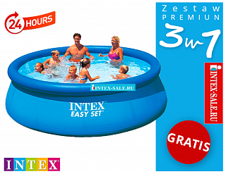 28130 Бассейн INTEX Easy Set Pool , 366 х 76 см